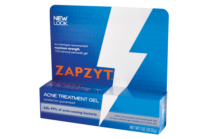 Acne Treatment Gel Zapzyt A Real Solution For Real People With